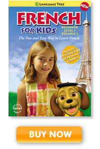 French for Kids Learn French DVD