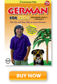 German for Kids Learn German DVD