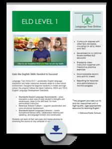 EDL Brochure for Level 1