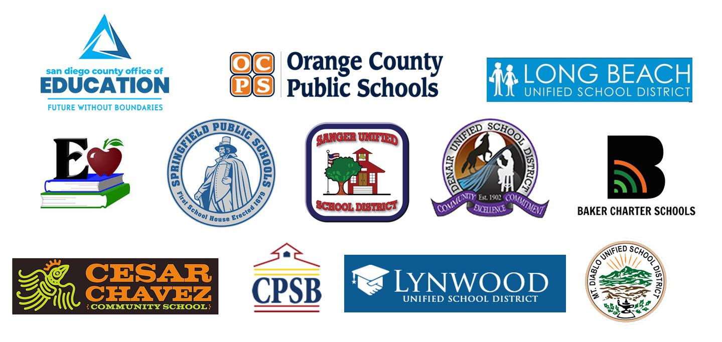 Language Tree Educational Partners - logos